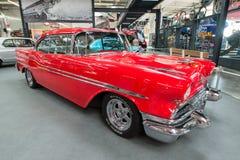 Convertible elegante de Chevrolet Impala fotos de archivo