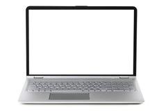 Convertible laptop computer Royalty Free Stock Image