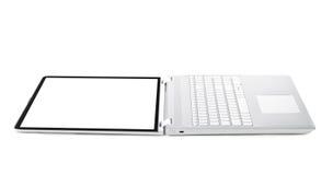 Convertible laptop computer Stock Image