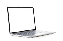 Convertible laptop computer Stock Photo