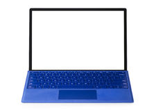 Convertible laptop computer Royalty Free Stock Images