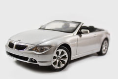 Convertible model car Stock Photo