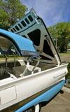 Convertible 1956 Retractible de hard-top de Fairlane Ford 500 Photo libre de droits