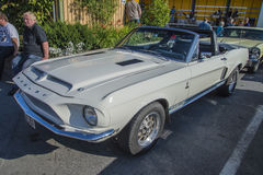 1968 convertible shelby du mustang gt350 Image stock