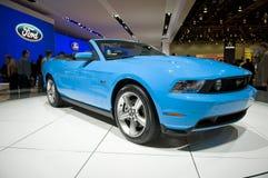 Convertible Sports Car Stock Photo