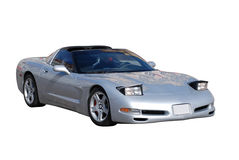 Convertible Sports Car Stock Image