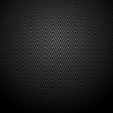 Convex pattern of a zigzag Royalty Free Stock Photo