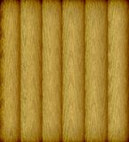Convex wood background Royalty Free Stock Photos