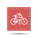 Conveyance concept design. Illustration eps10 graphic Royalty Free Stock Photo