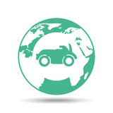 Conveyance concept design. Illustration eps10 graphic Stock Photography