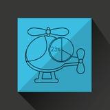Conveyance drawn design. Illustration eps10 graphic Royalty Free Stock Photo