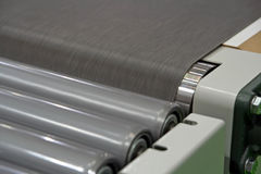 Conveyer belt Stock Image