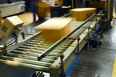 Conveyor Stock Images