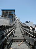 Conveyor Stock Photo