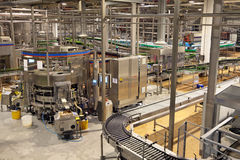 Conveyor Stock Photography