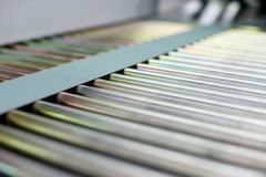 Conveyor Belt Stock Photography