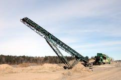 Conveyor belt Stock Images