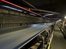 Conveyor Belt Royalty Free Stock Photography