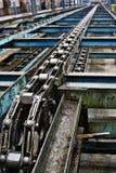 Conveyor belt Royalty Free Stock Photos