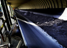 Conveyor belt Stock Images