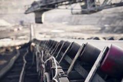 Conveyor belt Royalty Free Stock Images