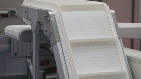 Conveyor Belt Up stock video