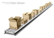 Conveyor Belt. Stock Image