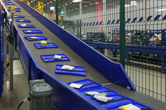 Conveyor belt Stock Photos