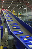 Conveyor belt Royalty Free Stock Photography