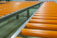 Conveyor belts Stock Image