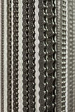 Conveyor Chains Royalty Free Stock Photography