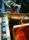 Conveyor line Royalty Free Stock Photos