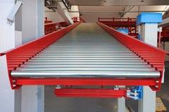 Conveyor Ramp Royalty Free Stock Photo
