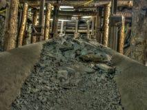 Conveyor Stock Image