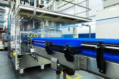 Conveyor working Stock Photo