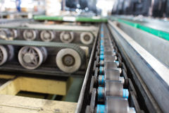 Conveyors Stock Photography