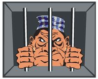 Convict Royalty Free Stock Photo