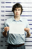 Convict Stock Photo
