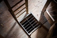 Convict Cell Entrance Royalty Free Stock Photography