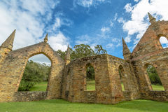 Port Arthur Tasmania Royalty Free Stock Photography