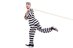 Convict criminal Stock Images