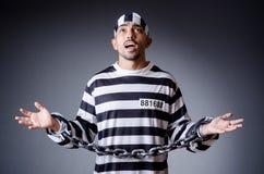 Convict criminal Stock Photography