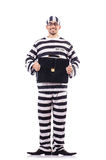 Convict criminal Stock Image