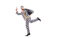Convictverbrecher Lizenzfreies Stockfoto