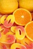 Convierta en gelatina los caramelos Imagen de archivo libre de regalías