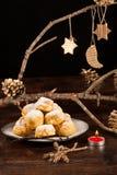 Convite de la Navidad de Sonhos Fotografía de archivo