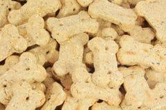 Convites del bocado de las galletas de perro fotografía de archivo