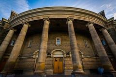 Convocation Hall, at the University of Toronto, in Toronto, Onta Stock Photo