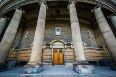 Convocation Hall, at the University of Toronto, in Toronto, Onta Stock Photos