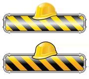 Convoglia la costruzione Immagine Stock